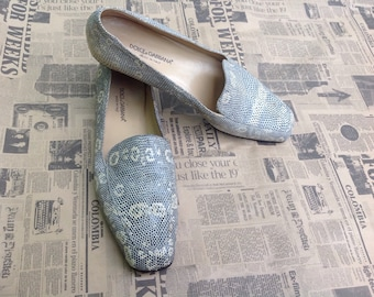 Dolce & GABBANA | Made in Italy | Dolce & Gabbana Shoes | Vintage Shoes | Dolce e Gabbana Loafers | Vintage Shoes | Leather Shoes |