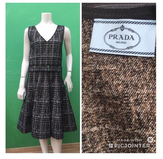PRADA WOOL DRESS | Original Prada wool dress | sle
