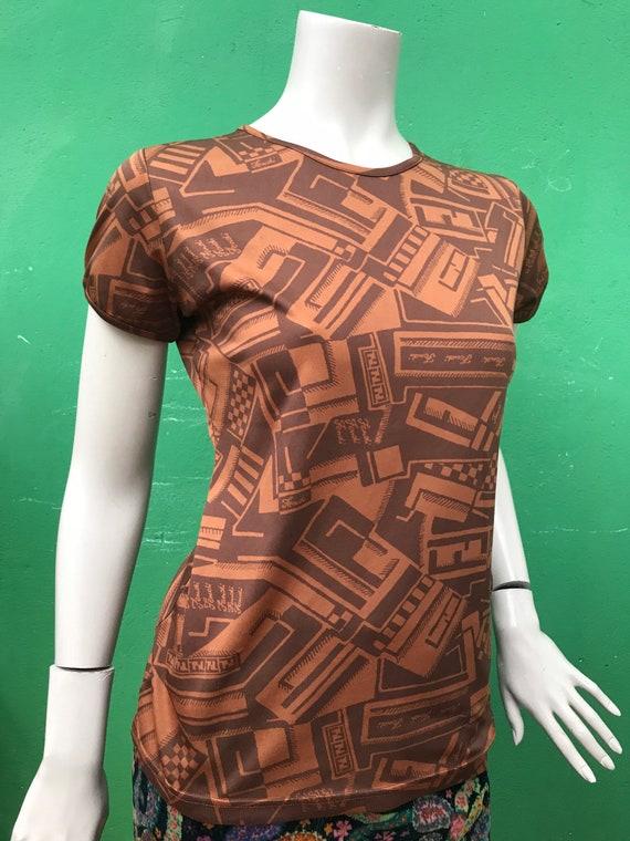 VINTAGE FENDI SHIRT | Fashion Fendi t-shirt | Fend