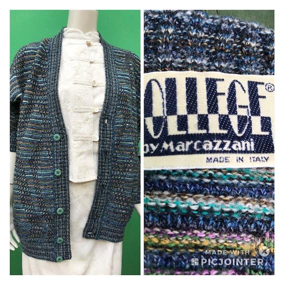 VINTAGE MULTICOLOURS CARDIGAN   Fashion cardigan  