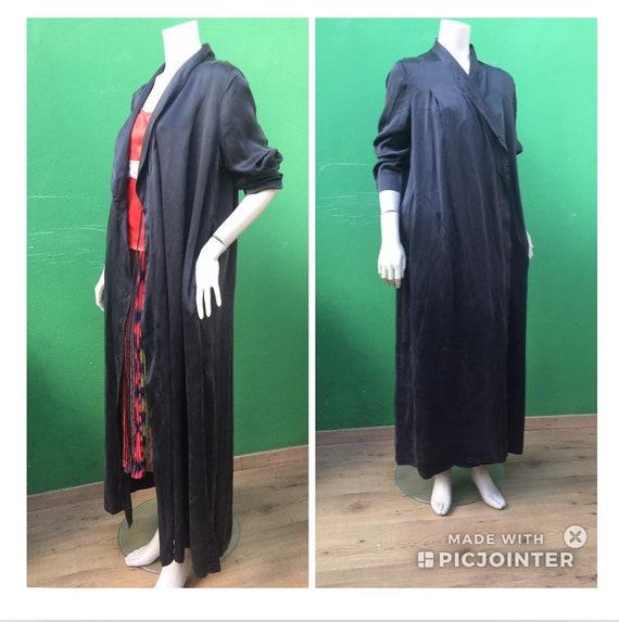 LUXURY Silk DRESSING GOWN La Perla Dressing Gown M