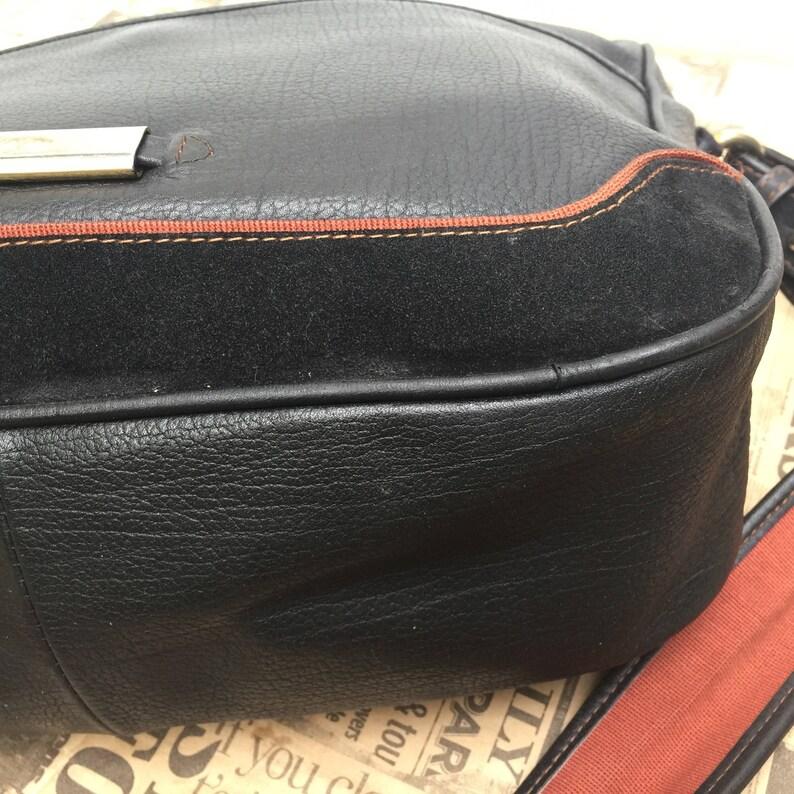 vintage Brief Briefcase Made in Italy Messager bag VINTAGE LEATHER Satchel 90s sactchel   vintage bag Vintage Satchel
