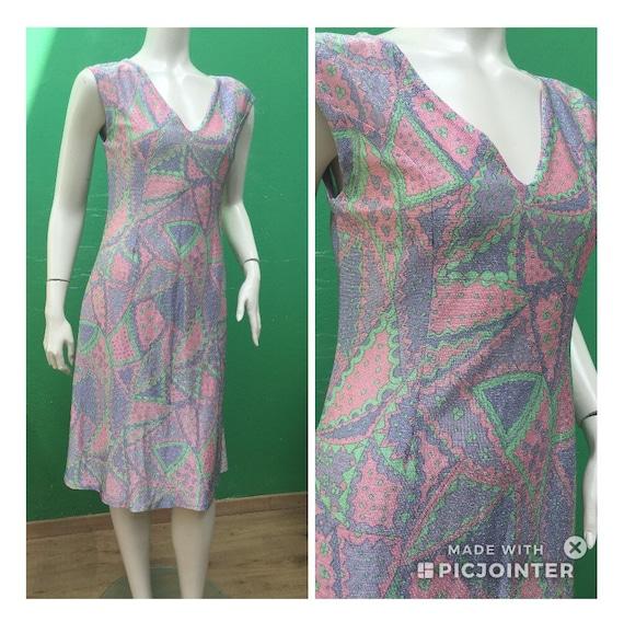 Made in Italy dress 70s sartorial dress 70s Mini Dress Sartorial MINI DRESS Sartorial dress Made in Italy Black Mini Dress