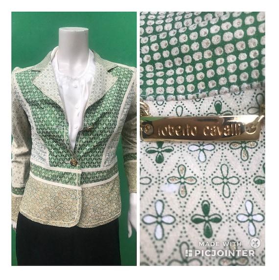 ROBERTO CAVALLI LEATHER Jacket | Fashion leather J