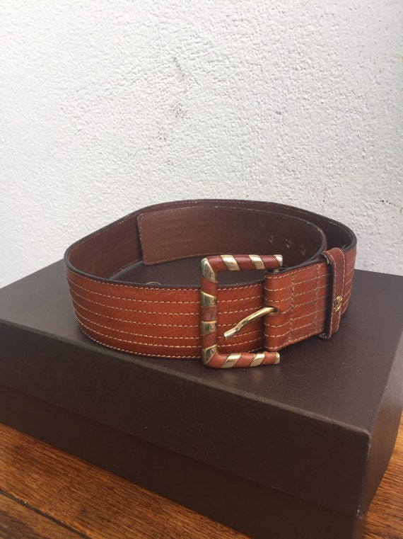 VALENTINO GARAVANI BELT Fashion leather belt Vinta