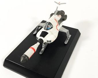 SHADO Interceptor UFO Gerry Anderson – konami