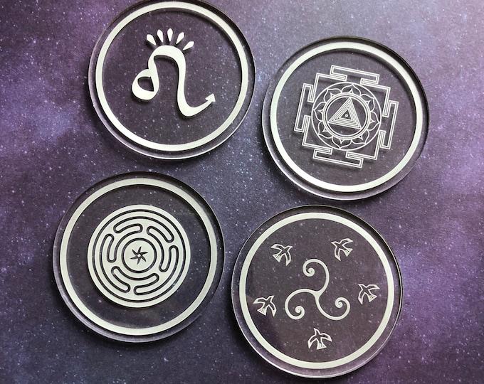 Dark Goddess Disk Set for SpellStation™