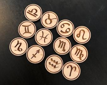 Zodiacal Coins