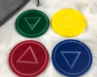 Elemental Disk Set for SpellStation™