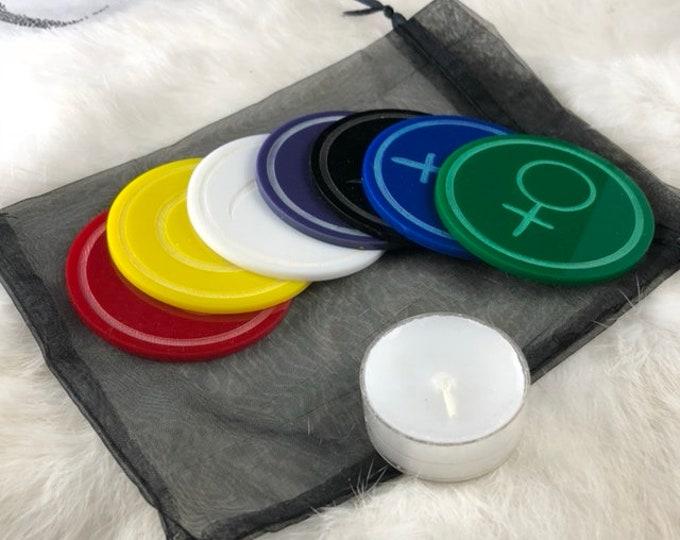 Planetary Disk Set for SpellStation™