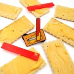 Handi-Snack Slider Enamel Pin