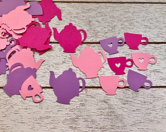 Tea Party Confetti