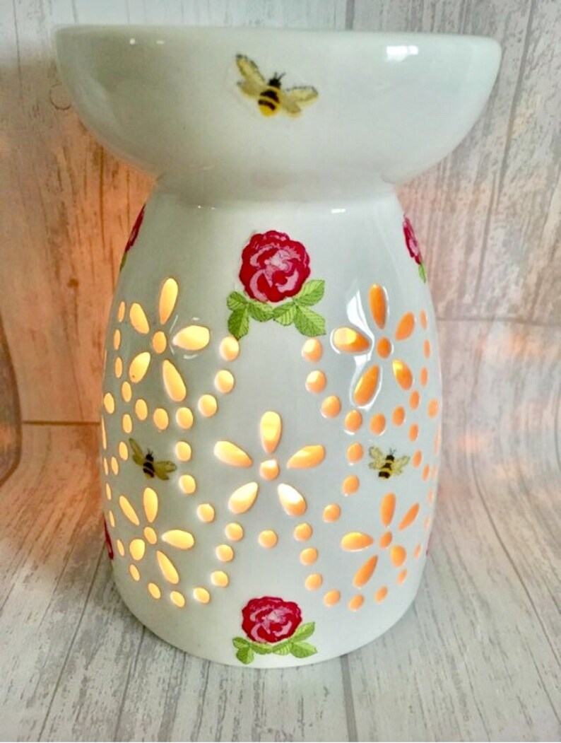 Emma Bridgewater themed wax burner