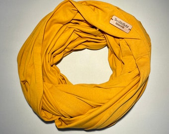 Travel Tube Blanket, Travel Accessory, Travel Blanket, Yellow Gold