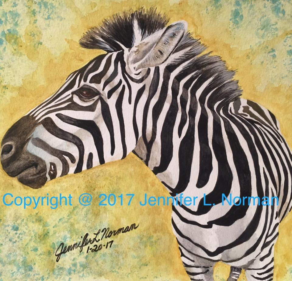 Zebra Art Print Zebra Nursery Decor Safari Nursery Decor   Etsy