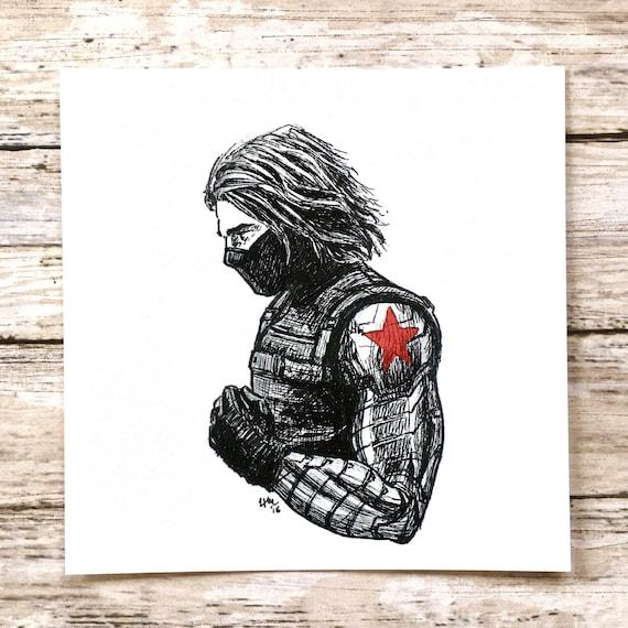 2018 nouveau hiver soldat bras Cosplay Avengers Infinity guerre Bucky Barnes Bras armure