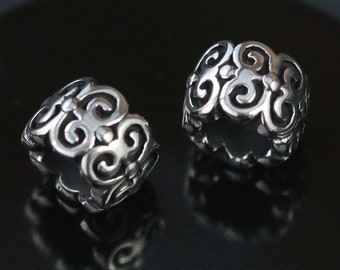 304 steel column beads Sold on a unit basis 10mm