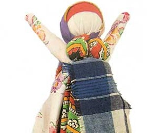 Traditional Russian Rag Doll