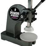 Cosmetic Powder Pressing Machine - The Powder Press - Indie Makeup - Eyeshadow & Face Powder Presser - Fast Easy - Independent Cosmetics