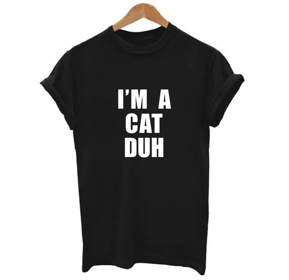 bb64ada0161 I m A Cat Duh Halloween Shirt I m A Mouse