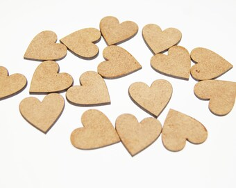20mm Heart Shapes For Craft/Scrap-booking/Decoration