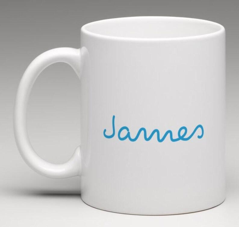 Love Island Personalised Name Mug