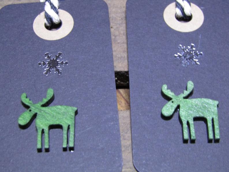 Handmade Christmas Gift Tags Xmas Gift Tags Handmade Christmas Rustic Tags Gift Tags Traditional Tags Gift Wrap