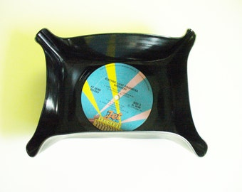 ELO Discovery Record bowl