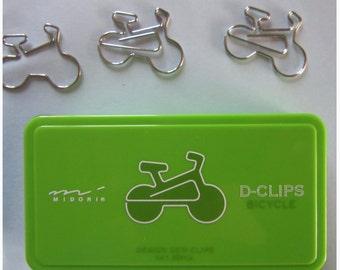 BICYCLE Clips - MIDORI