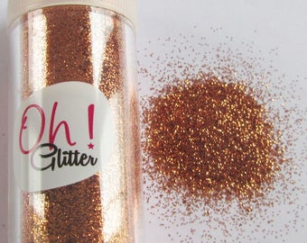 Fine glitter glitter Bronze in salt