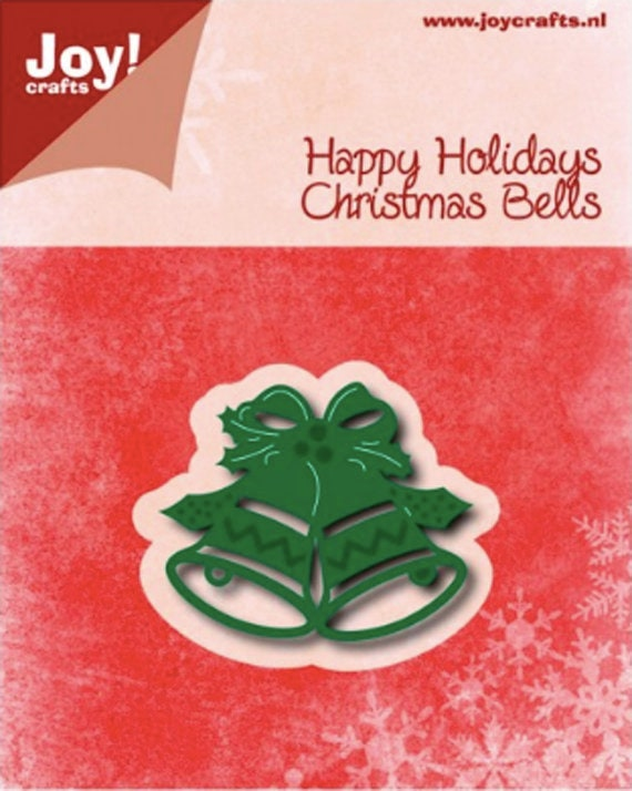 cutting template bell and knot etsy