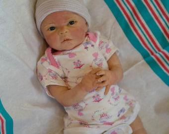 Reborn baby girl or boy. | Awake| MADE TO ORDER (Jewel)