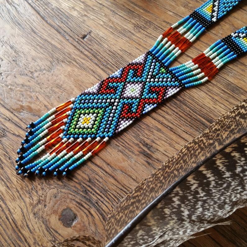 Sacred Ceremony Amulets Handmade Sacred Geometry Jewellery Ayahuasca Inspired Shamanic Amulets