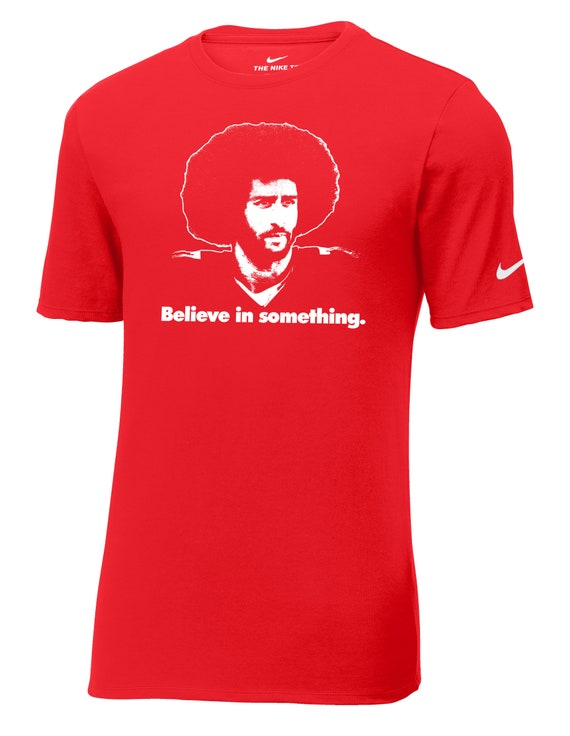 1f684f6f7 Colin Kaepernick Believe in Something Just Do It Nike ad