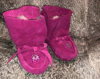 Shirley's Mukluks and More: Baby Wraps