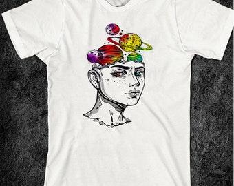 Marijuana T-Shirt 420 Weed Cannabis Sativa psychotropes médicament chanvre  Rasta Trippy Club Party Drum N Bass Hip Hop Hippie Miami Ganja Amsterdam abc29912ceb