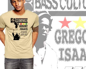 Oldschool Reggae Classic T-Shirt 80s Rub A Dub Dark Grey Cotton Tee