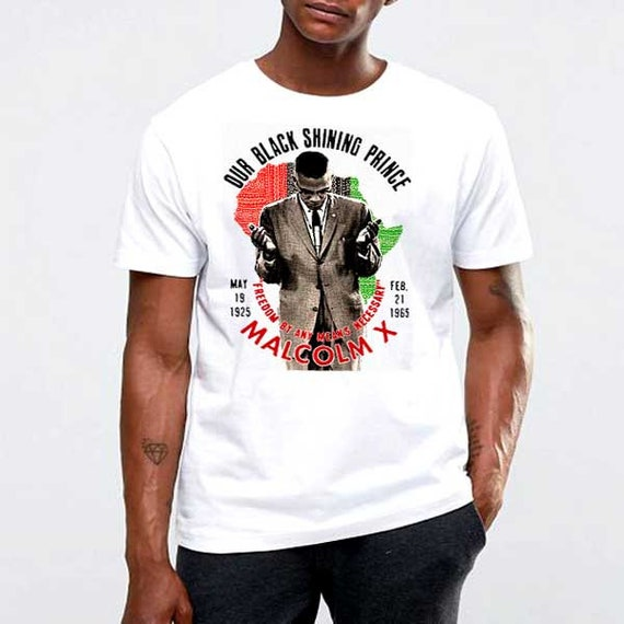 Huey P Newton Panther Party T-Shirt African Civil Rights Stay Woke new tee