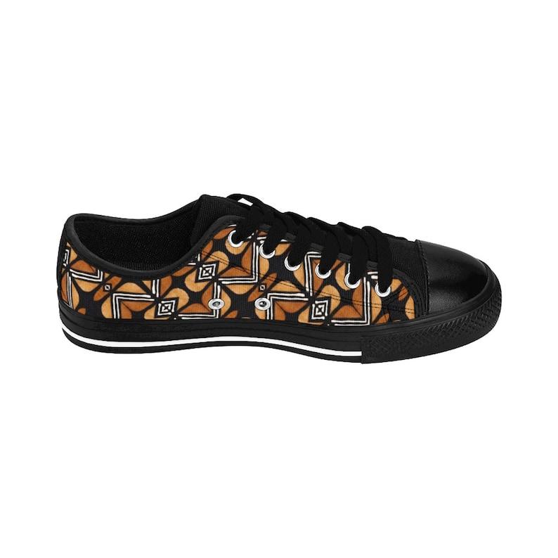 ankara print African Print Men/'s Sneakers