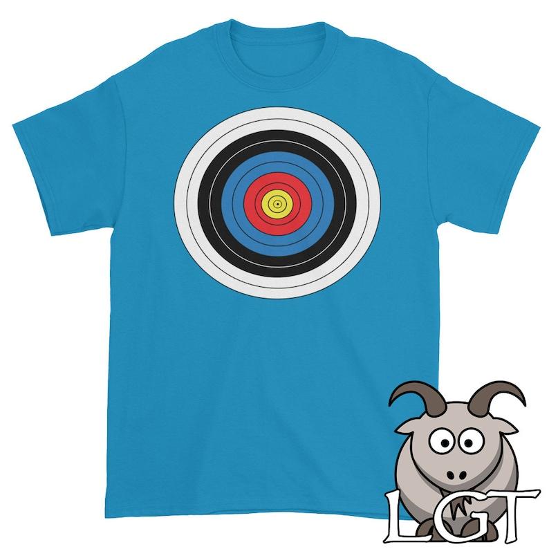 011b8bf9 Target Shirt Bullseye Shirt Target Practice Shirt Funny Tee | Etsy