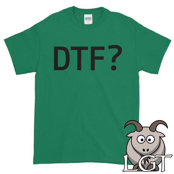 dtf meaning funny