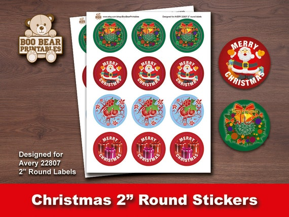 christmas christmas labels christmas stickers printable 2 etsy