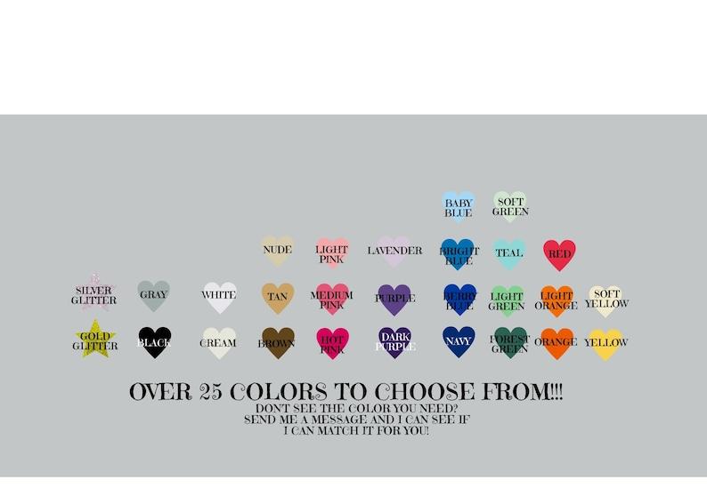 Pick Your Colors! Dinosaur Confetti Customizable Colors