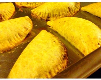 Jamaican Beef Patties/Southern Meat Pies