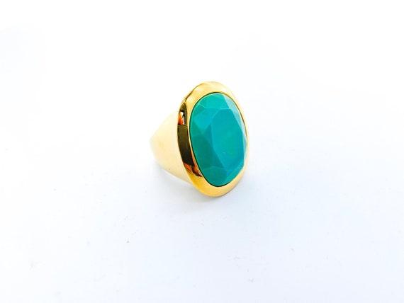 KJL Ring Vintage Kenneth Lane Cocktail Ring