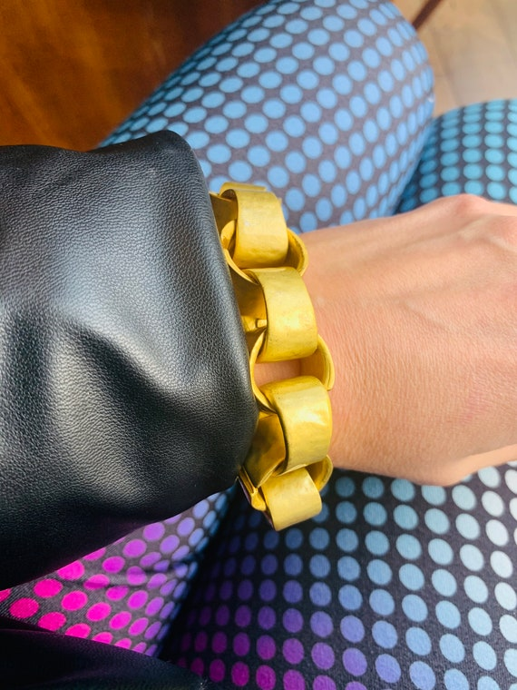 Kenneth Jay Lane Chunky Bracelet