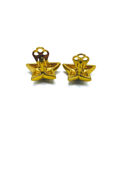 VALENTINO Earrings Vintage 1990s - image 7