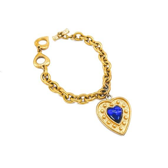 Yves Saint Laurent Vintage 1980s Bracelet