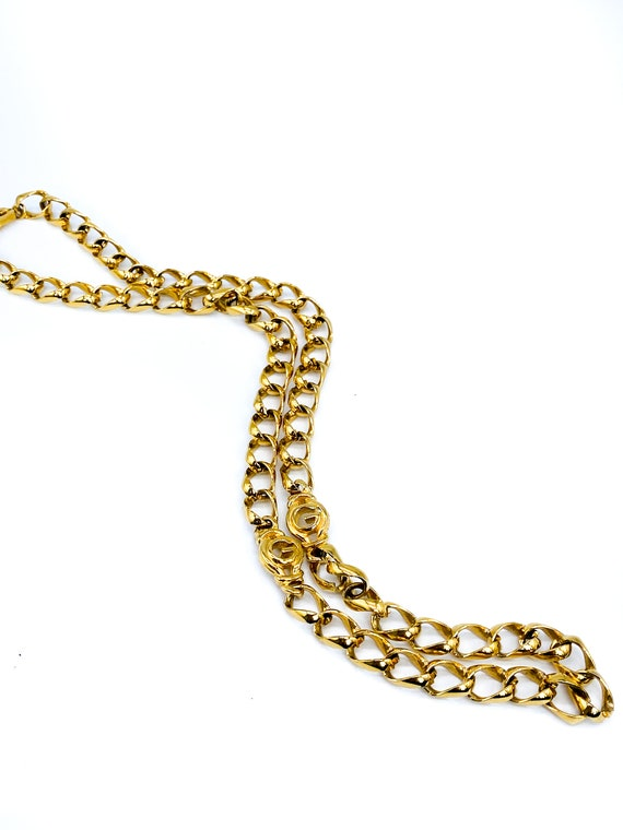 Givenchy Necklace Vintage 1980s - image 5