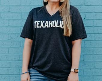 Texaholic Tee | Texas